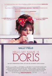 Cartel oficial en español de: Hello, My Name Is Doris