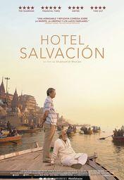 Cartel oficial en español de: Hotel Salvación