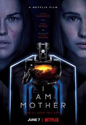 Cartel oficial en español de: I Am Mother