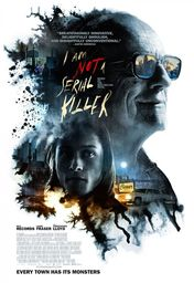 Cartel oficial en español de: I Am Not a Serial Killer
