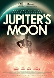 Cartel oficial en español de: Jupiter's Moon