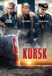 Cartel oficial en español de: Kursk