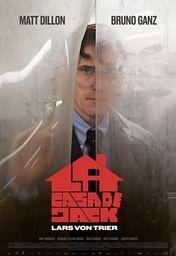 Cartel oficial en español de: La casa de Jack