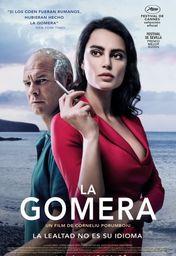 Cartel oficial en español de: La Gomera