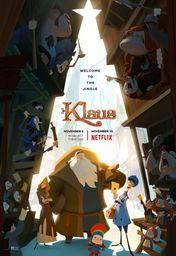 Cartel oficial en español de: Klaus