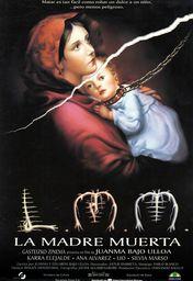 Cartel oficial en español de: La madre muerta