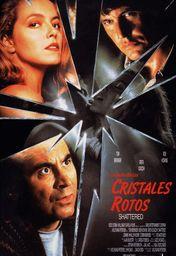 Cartel oficial en español de: La noche de los cristales rotos