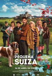 Cartel oficial en español de: La pequeña Suiza