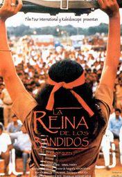 Cartel oficial en español de: La reina de los bandidos