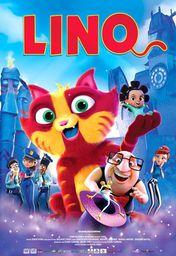 Cartel oficial en español de: Lino