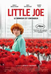 Cartel oficial en español de: Little Joe