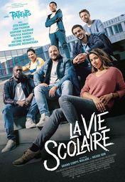 Cartel oficial en español de: Los profesores de Saint-Denis