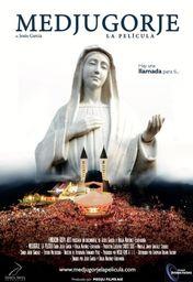 Cartel oficial en español de: Medjugorje, la película