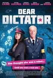 Cartel oficial en español de: Mi querido dictador