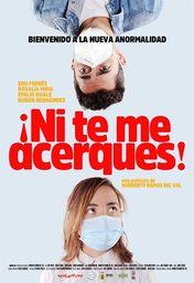 Cartel oficial en español de: ¡Ni te me acerques!