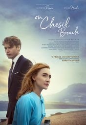 Cartel oficial en español de: On Chesil Beach