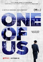 Cartel oficial en español de: One of Us