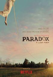 Cartel oficial en español de: PARADOX
