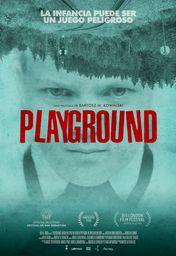 Cartel oficial en español de: Playground
