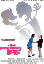 Cartel oficial en español de: ¿Qué pasa con Bob?