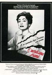 Cartel oficial en español de: Queridísima mamá