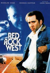 Cartel oficial en español de: Red Rock West