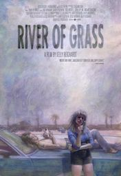 Cartel oficial en español de: River of Grass