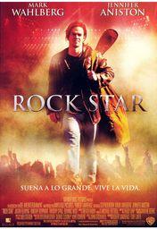 Cartel oficial en español de: Rock Star