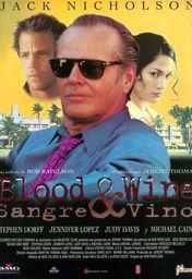 Cartel oficial en español de: Blood & Wine (Sangre y vino)