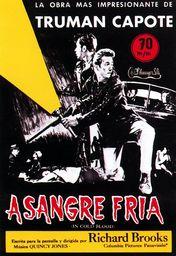 Cartel oficial en español de: A sangre fría