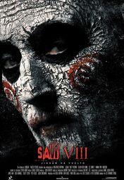 Cartel oficial en español de: Saw VIII