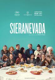 Cartel oficial en español de: Sieranevada