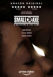 Cartel oficial en español de: Small Axe: Lovers Rock