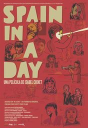 Cartel oficial en español de: Spain in a Day