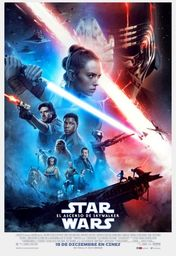 Cartel oficial en español de: Star Wars: El ascenso de Skywalker