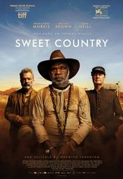 Cartel oficial en español de: Sweet Country