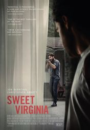 Cartel oficial en español de: Sweet Virginia