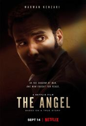 Cartel oficial en español de: The Angel