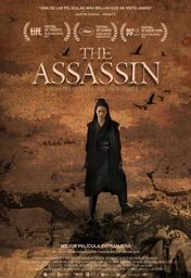 Cartel oficial en español de: The Assassin