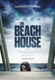 Cartel oficial en español de: The Beach House