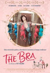 Cartel oficial en español de: The Bra