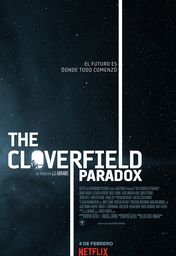 Cartel oficial en español de: The Cloverfield Paradox