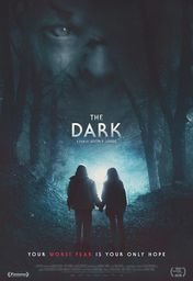 Cartel oficial en español de: The Dark (2018)