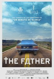 Cartel oficial en español de: The Father
