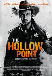 Cartel oficial en español de: The Hollow Point