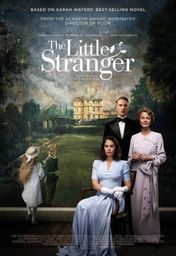 Cartel oficial en español de: The Little Stranger