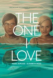 Cartel oficial en español de: The One i Love