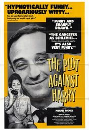 Cartel oficial en español de: The Plot Against Harry