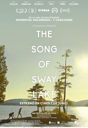 Cartel oficial en español de: The Song of Sway Lake