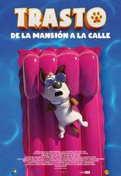 Cartel oficial en español de: Trasto